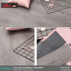Sàn nhựa tự dính MSfloor