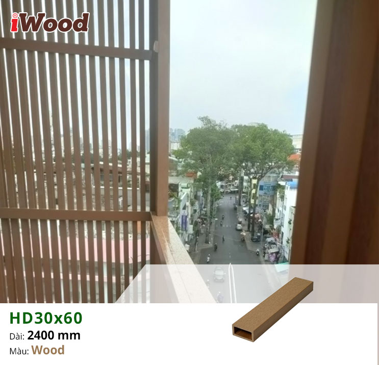Lam HD30x60-Wood