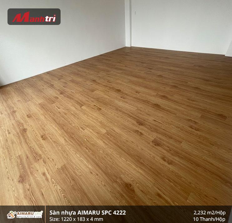 sàn nhựa Aimaru 4222