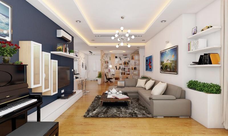 Cách chọn sàn gỗ cho nhà chung cư