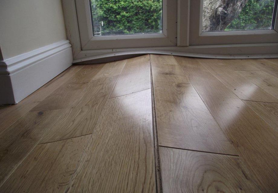 Cách khắc phục sàn gỗ hư hỏng