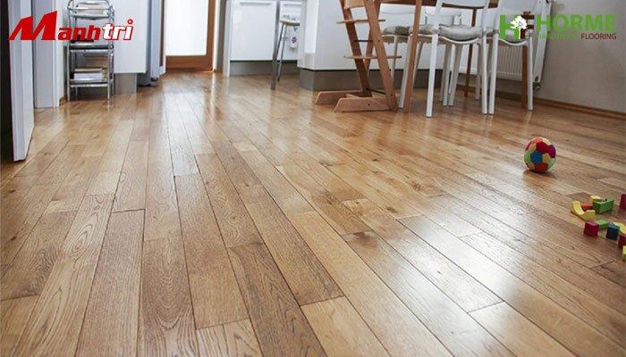 Kinh nghiệm lựa chọn sàn gỗ