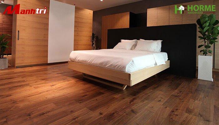 Sàn gỗ kỹ thuật Mạnh Trí
