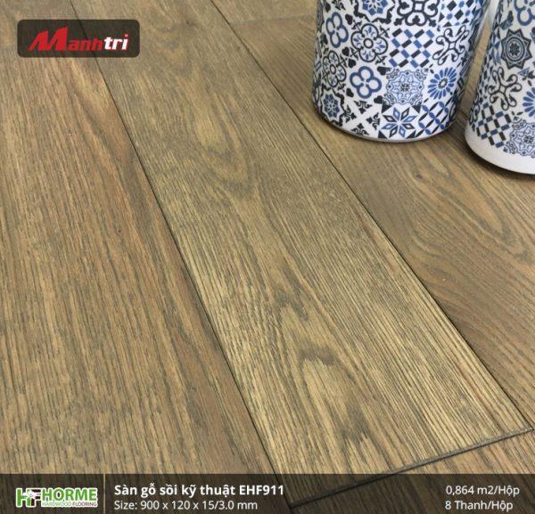 sàn gỗ kĩ thuật EHF911