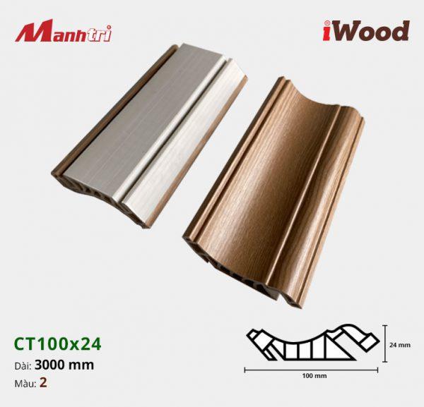 iwood CT100-2