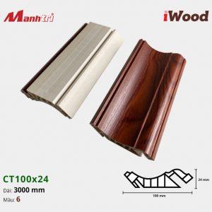 iwood CT100-6
