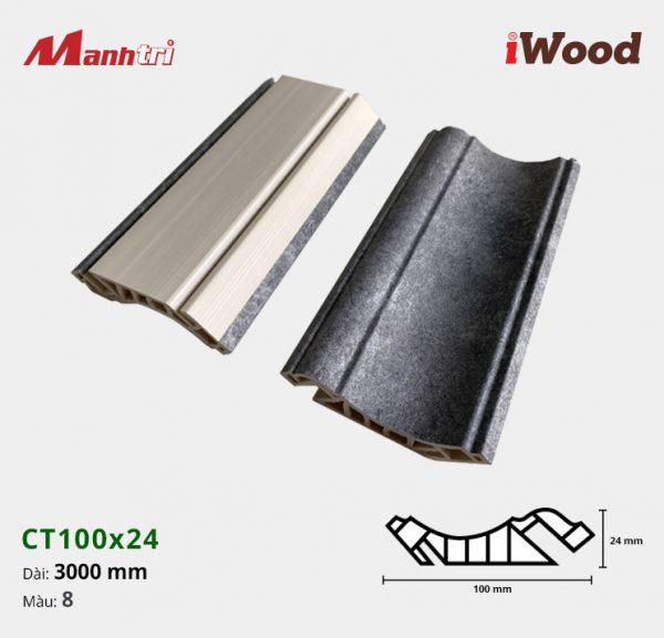 iwood CT100-8