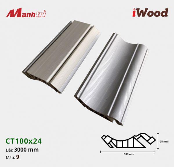 iwood CT100-9