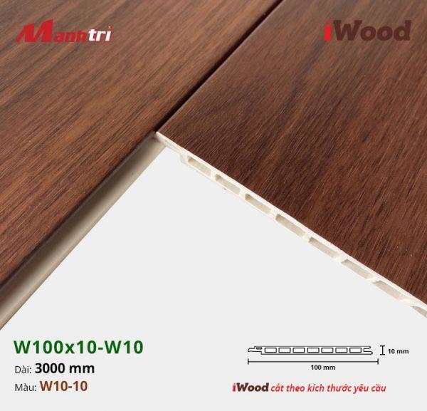 tấm ốp iWood W10-10 hình 3