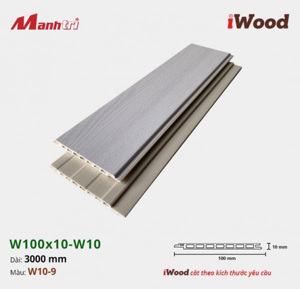 tấm ốp iWood W10-9 hình 2