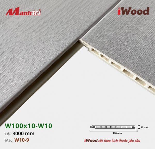 tấm ốp iWood W10-9 hình 3