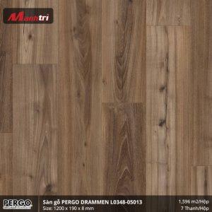 sàn gỗ Pergo Drammen 05013