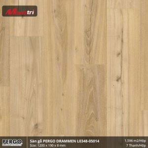 sàn gỗ Pergo Drammen 05014