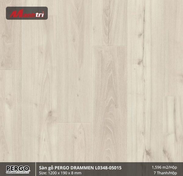 sàn gỗ Pergo Drammen 05015