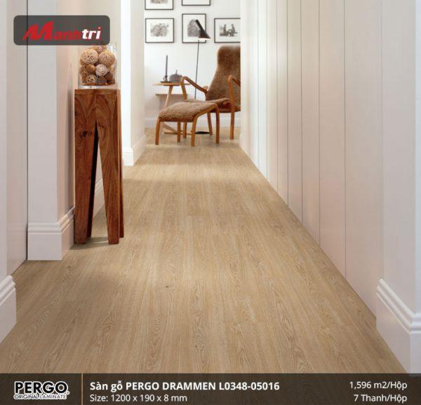sàn gỗ Pergo Drammen 05016
