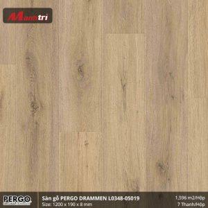 sàn gỗ Pergo Drammen 05019