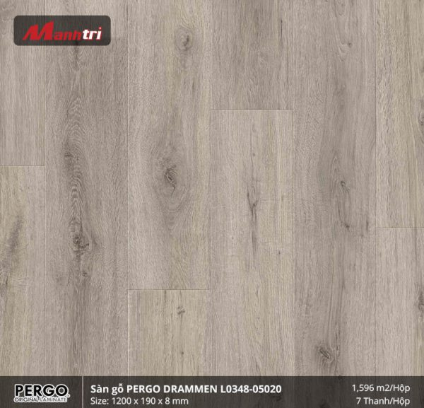 sàn gỗ Pergo Drammen 05020